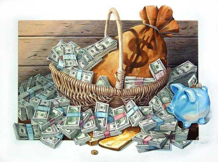 Как сделать чтоб деньги дома водились деньги