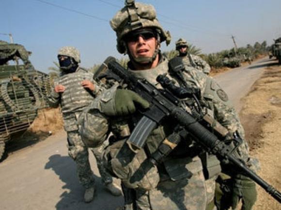 26.02 09:34. Часть американских военных продолжит участие в военных действ