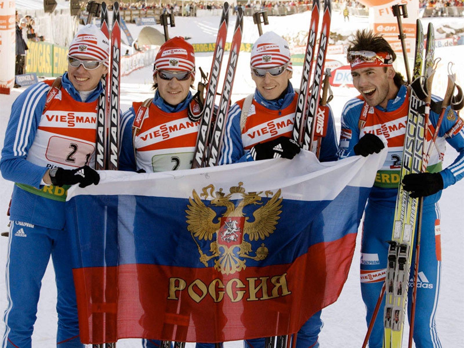 Черезов - в заявке сборной России на январские этапы Кубка мира