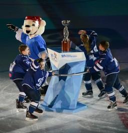 10-й Международный турнир детских хоккейных команд КХЛ «Кубок Газпром нефти»