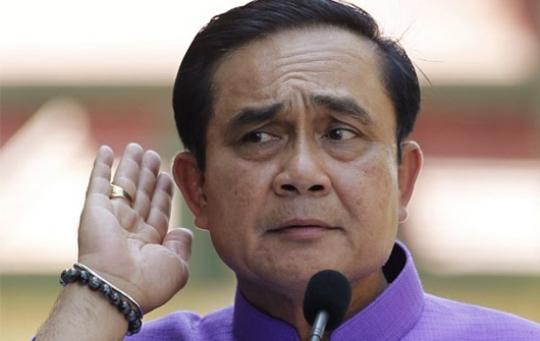 Милиция  Таиланда сказала о  предотвращённом покушении на премьера  страны