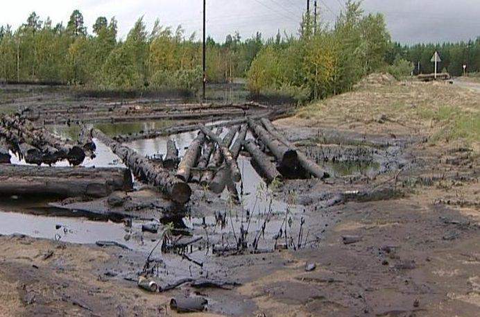 ВЮгре нефтяная компания заплатит 119 млн  руб.  за вред  окружающей среде