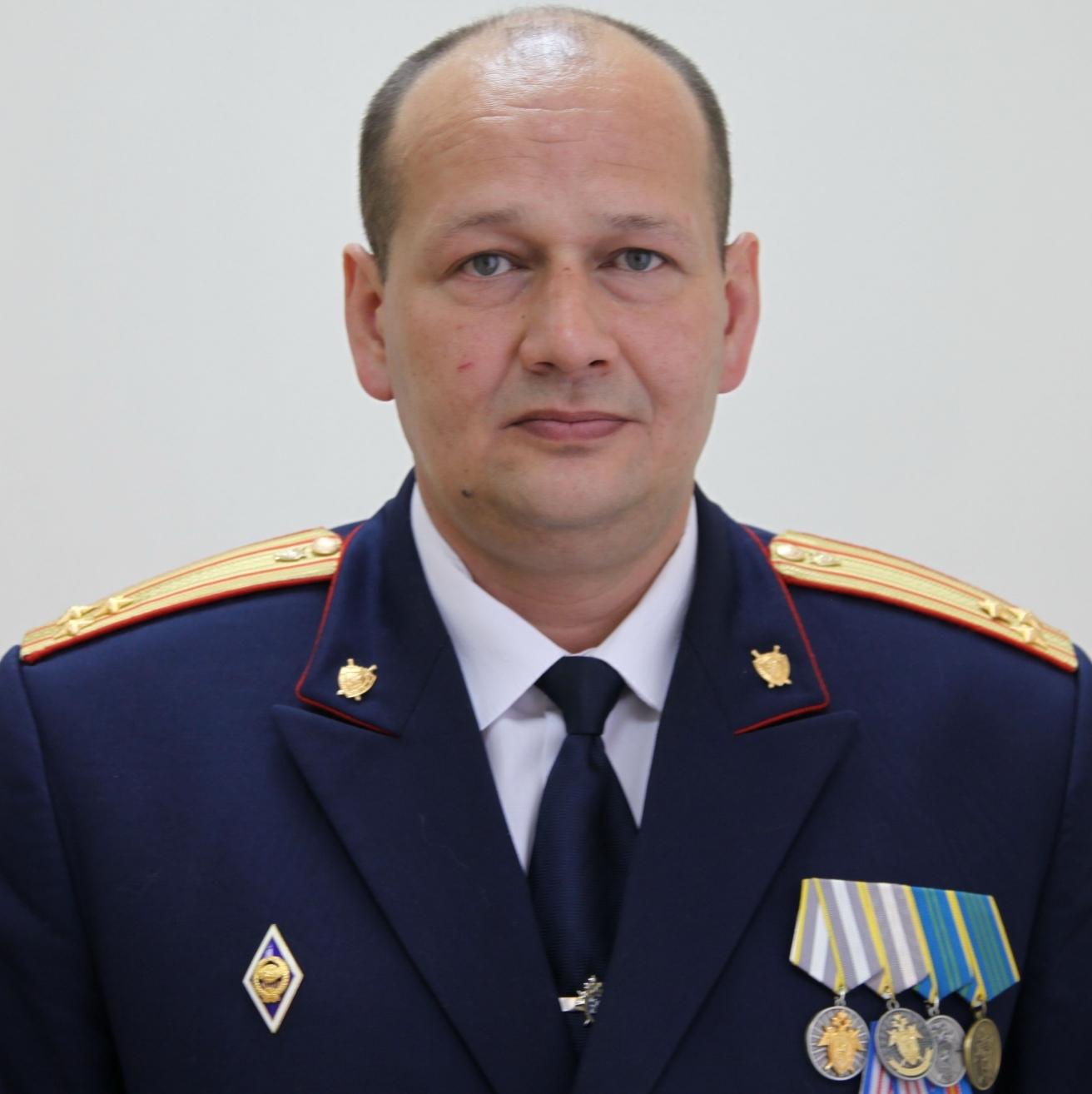 Новый главный следователь Югры официально представлен подчинённым. Игубернатору