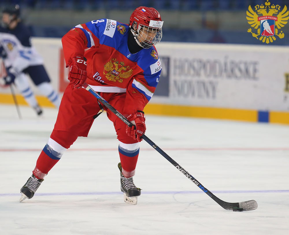 Данила Галенюк— бронзовый призер юниорского чемпионата мира
