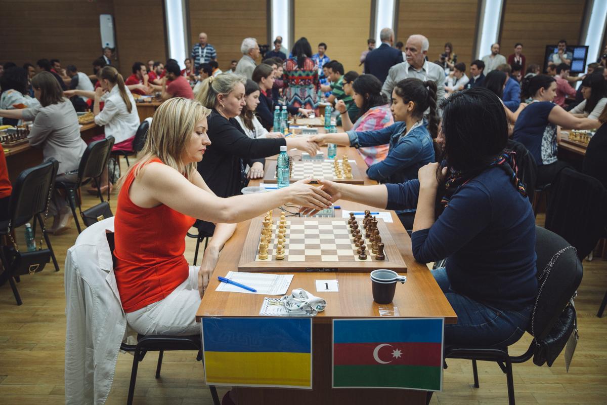 Русские шахматисты уступили китайцам в7-м туре командногоЧМ