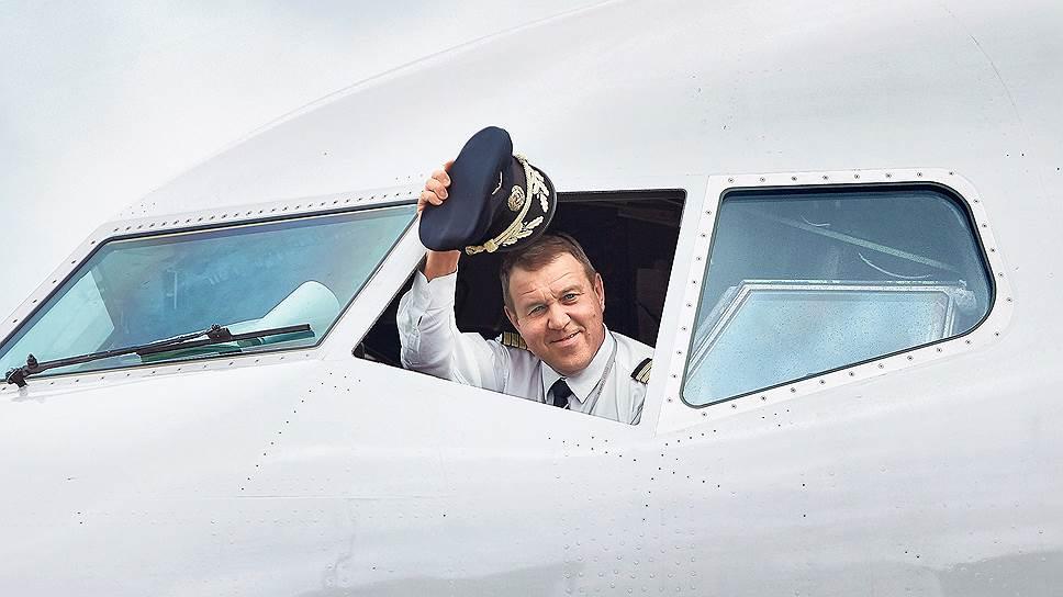 Русские летчики предпочитают работать вАзии