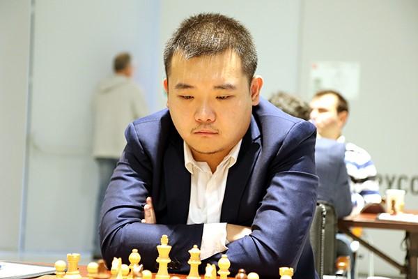 ВХанты-Мансийске лидируют русские шахматисты