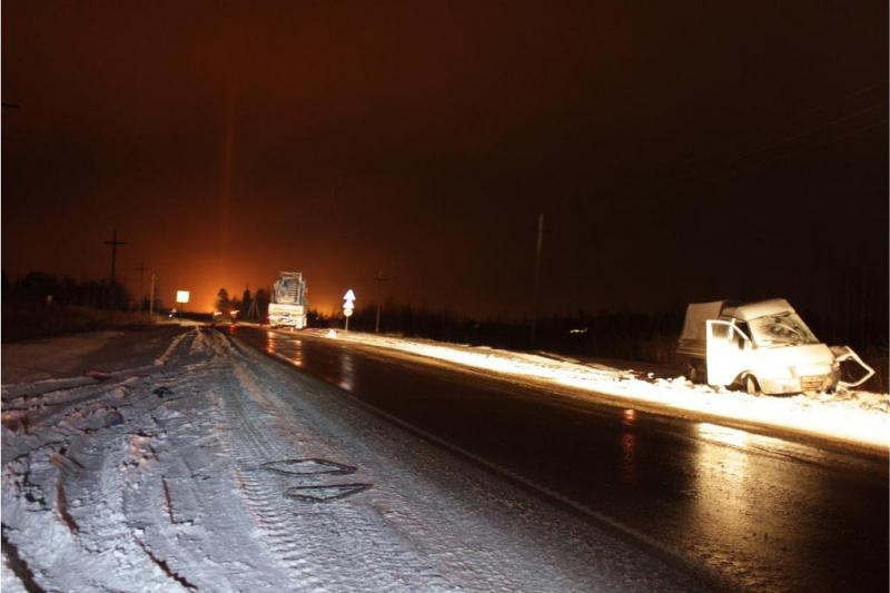Два человека погибли на трассах  Югры в прошлые  выходные. детали  смертельных аварий