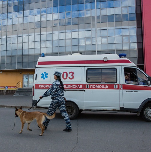 ВСургуте иНижневартовске эвакуировали гостей торговых центров