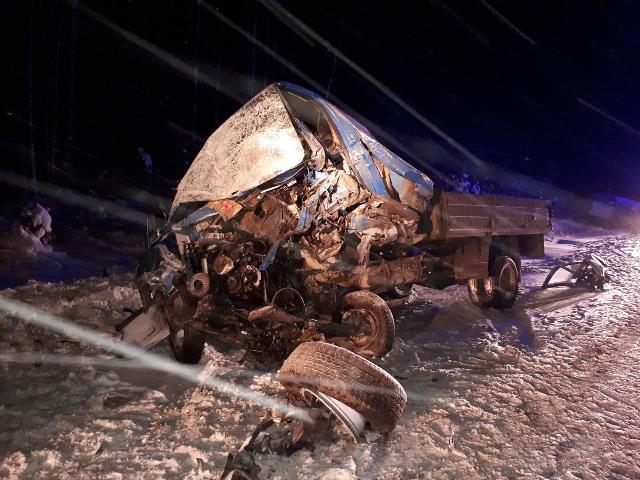 ВДТП навыходных погибли 4 человека