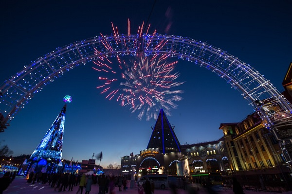 Тула примет эстафету «Новогодней столицы России»